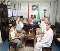 سكرتير عام المنوفية: مصنع أبو خريطة خطوة هامة فيتحقيق التنمية المستدامة