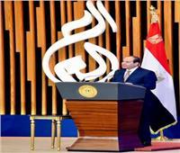 السيسي: علماء مصر يستحقون كل اعتزاز وفخر لجهدهم في إعلاء شأن الوطن