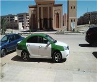 هل يتم تطبيقه على مستوى الجمهورية؟ ..التاكسي الأخضر بديلا للتوك توك في برج العرب