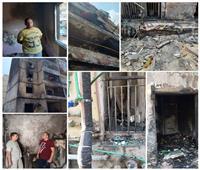 فيديو| ضحايا العقار 114 في حريق القطامية يتحدثون لـ«بوابة أخبار اليوم»