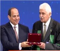 فيديو| شريف عبد الرازق تكريم الرئيس السيسي للعلماء: رسالة قوية لتشجيع الدولة