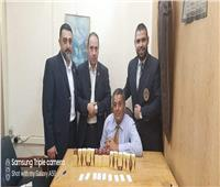 ضبط محاولة تهريب كمية من العقاقير المخدرة بمطار القاهرة