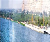 بطول 2 كيلو متر.. إنشاء كورنيش بالبر الشرقي للنيل موازيا لمدينة المنيا