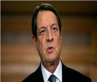 الرئيس القبرصي يناقش الاستعدادات لاستئناف المفاوضات بشأن قضية بلاده
