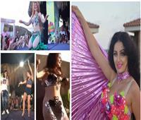 صور| محاضر وشكاوى.. شواطئ السيدات تنتفض ضد راقصات الـ«هوت شورت»