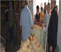 ضبط 20 مخالفة بالمخابز البلدية بمركز أبوقرقاص بالمنيا
