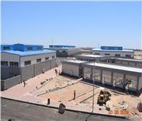 صور| محافظ البحر الأحمر يتابع إنشاءات مجمع المصانع بالغردقة