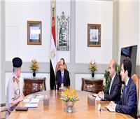 فيديو| توجيهات هامة من الرئيس السيسي بشأن صندوق تكريم شهداء ومصابي العمليات الإرهابية