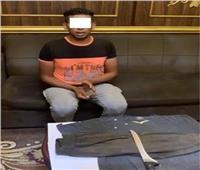 بعد ضبطه.. متهم بقتل تاجر يعترف بجريمته