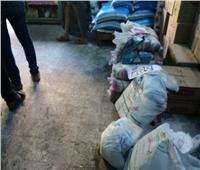 ضبط 37 مخالفة تموينية ومصنعين يمارسان الغش التجاري بأسيوط
