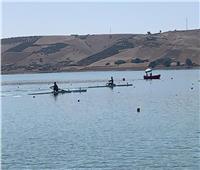 أحمد خالد يحصد فضية التجديف في دورة الألعاب الإفريقية بالمغرب