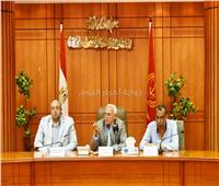 الغضبان: مشروع متكامل لإنهاء أزمة الصرف ببورسعيد