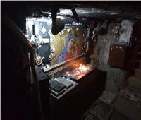 فيديو | «مغارة مريم» و«دق الصلبان» أبرز احتفالات الأقباط بمولد العذراء في مسطرد