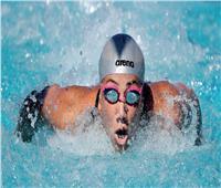 فريدة عثمان تحصد فضية 100 متر حرة بالألعاب الإفريقية