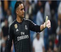 كيلور نافاس يطلب مغادرة ريال مدريد