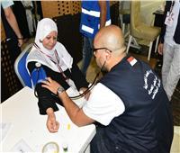 الصحة: البعثة الطبية للحج قدمت خدماتها العلاجية لـ74530 حاجاً مصرياً