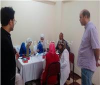 المنوفية: انطلاق القافلة الطبية الثالثة لمبادرة نور حياة بمنوف