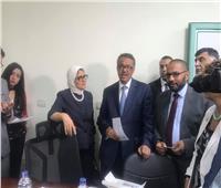 مدير «الصحة العالمية»: اهتمام الحكومة المصرية بصحة المواطن شيء مبهر