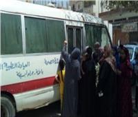 قافلة الصحة الإنجابية تنطلق «الثلاثاء» بحدائق الأهرام