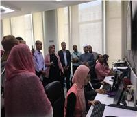 وفد «الجمعية التونسية» يزور مركز الأزهر العالمي لـ«الرصد والفتوى الإلكترونية»