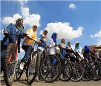 «في العجلة السلامة».. مشروع الدراجة يوفر المليارات ويقضي على الزحام