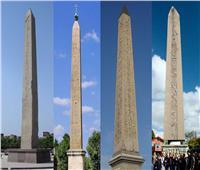 من «كليوباترا لندن» إلى « فلامينيو إيطاليا» .. 10 مسلات فرعونية خارج مصر