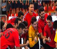 لاعب منتخب مصر: فخور بالتدريب مع عمالقة كرة اليد