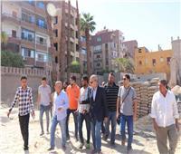 محافظ قنا يتفقد أعمال تطوير قصر الأمير يوسف كمال