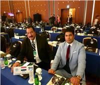 صور ..رئيس الاتحاد المصري للجودو يحضر اجتماعات الإتحاد الدولى  بطوكيو