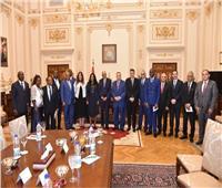 «عبد العال» لرئيسة برلمان توجو: الاهتمام بالشباب الأفريقي محور رئيسي للسياسة المصرية