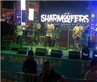 شارموفرز يبدأ حفل «التجمع» على أنغام «زومبي»
