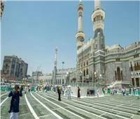 تنفيذ 85% من مشروع تطوير الساحات الخارجية بـ«المسجد الحرام»