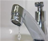 قطع مياه الشرب عن 8 مناطق بالجيزة اليوم