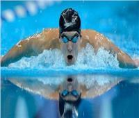 القماش يحصد فضية ٤٠٠ متر حرة بسباحة الألعاب الإفريقية وأكرم برونزية
