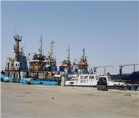 القاطرتان «تحيا مصر 1 و2» تنضمان لأسطول هيئة موانئ البحر الأحمر