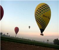توقف البالون السياحي بالأقصر يهدد أصحاب الشركات وآلاف الأسر
