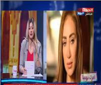 فيديو| سمر شبانة تطالب ريهام سعيد بالاعتذار لمرضى السمنة