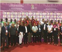مصر تواصل تصدر دورة الألعاب الإفريقية برصيد 66 ميدالية