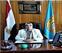 مريم أبوشادي مستشارة لنائب رئيس جامعة الأزهر للدراسات العليا والبحوث
