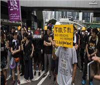 الآلاف يشاركون في مسيرة في هونج كونج..وإغلاق أربع محطات لمترو الأنفاق