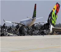 تعليق الملاحة الجوية في مطار معيتيقة الدولي بالعاصمة الليبية