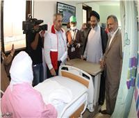 رئيس منظمة الحج الإيرانية يشيد بالخدمات الطبية السعودية المقدمة لحجاج طهران