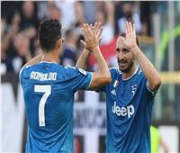 يوفنتوس يفوز على بارما بهدف نظيف في الدوري الإيطالي