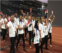 مصر تواصل صدارتها لدورة الألعاب الإفريقية بالمغرب برصيد 77 ميدالية