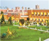 «أوبرج الفيوم» مقر الضيافة الملكية