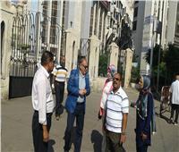 خطة لتطوير منطقة ميدان المساجد ببحري والمزارات السياحية بالإسكندرية