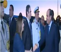 فيديو| مصر تطرح قضية تمكين المرأة خلال «قمة السبع»