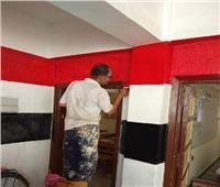 صور| جولات تفقدية لمديري الإدارات التعليمية لمتابعة مبادرة «مصر أم الدنيا»