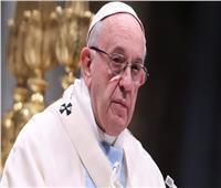 بابا الفاتيكان يدعو العالم إلى التكاتف لإخماد حرائق الأمازون