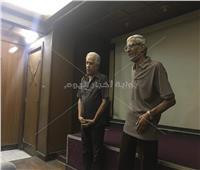 صور| محاضرة أنسي أبو سيف في جمعية النقاد «كامل العدد»